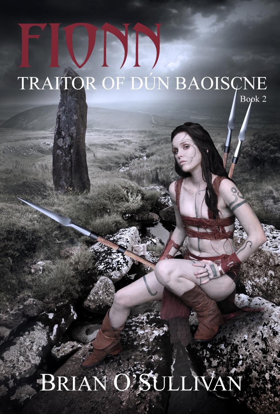 Traitor of Dún Baoiscne cover