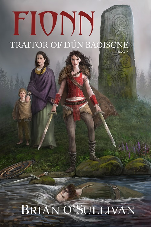 (Traitor of Dún Baoiscne cover)