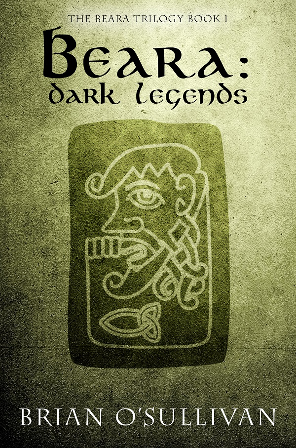 Beara Dark Legends Irish Imbas Books - Irish legends