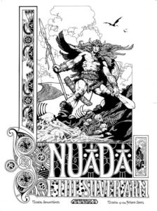 Fitzpatrick's Nuada of the Silver Arm